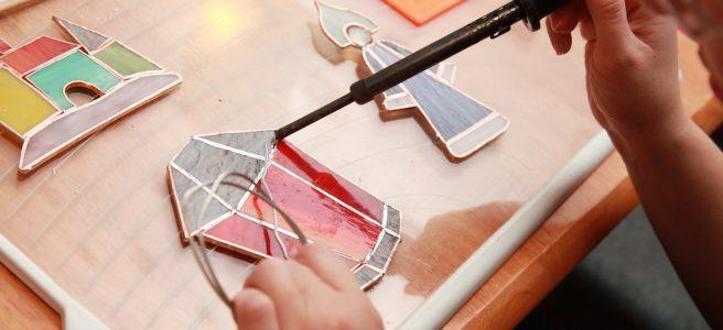 ガラス工芸